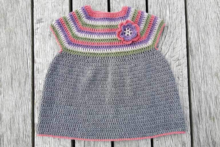 Baby kjole blog